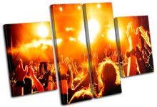 Concert Music Yellows DJ Club - 13-0500(00B)-MP17-LO